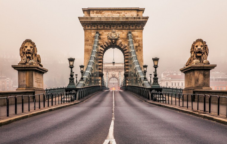 Chain Bridge Wallpapers