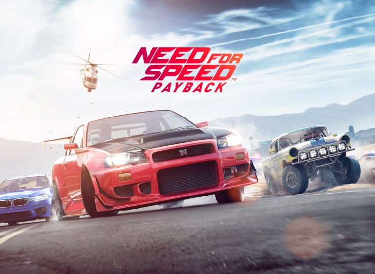 Need for Speed Payback HD Wallpapers