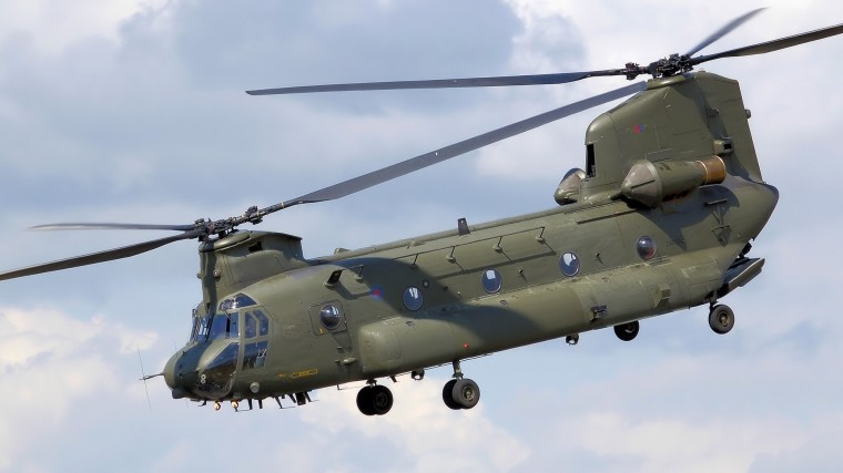 Boeing CH-47 Chinook Wallpapers