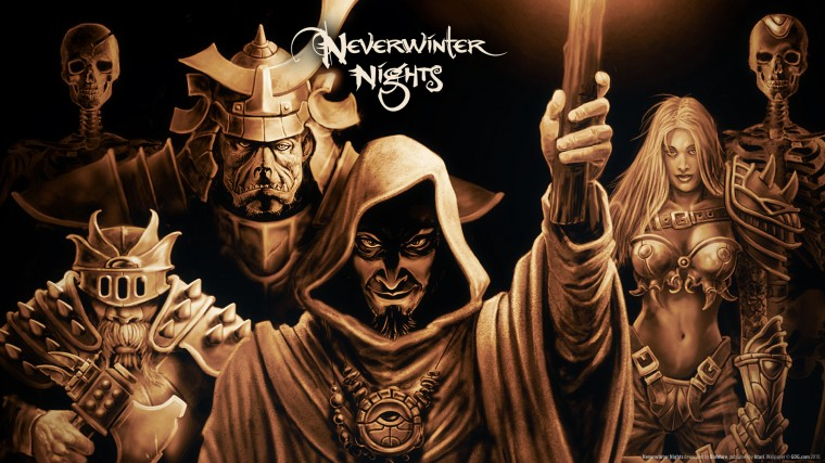 Neverwinter Nights HD Wallpapers