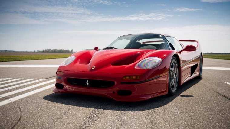 Ferrari F50 Wallpapers