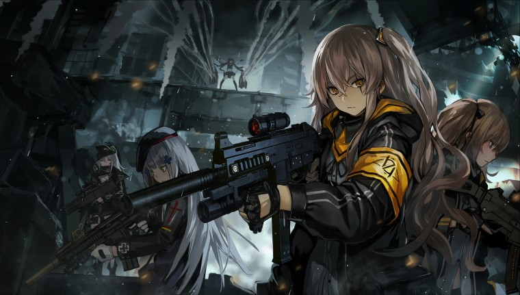 Girls Frontline Wallpapers