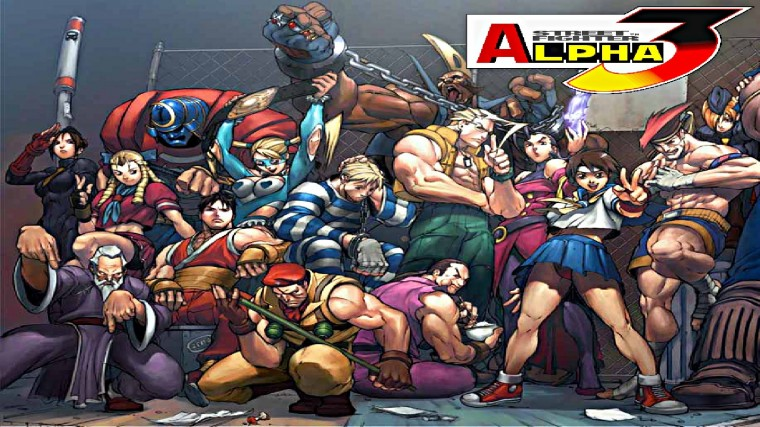 Street Fighter Alpha 3 HD Wallpapers