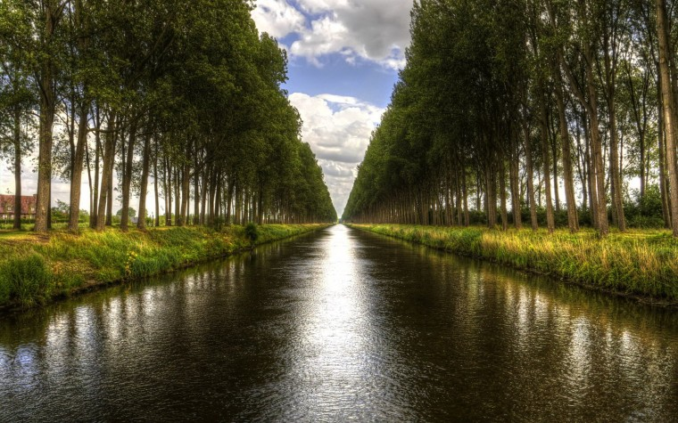 Canal Wallpapers