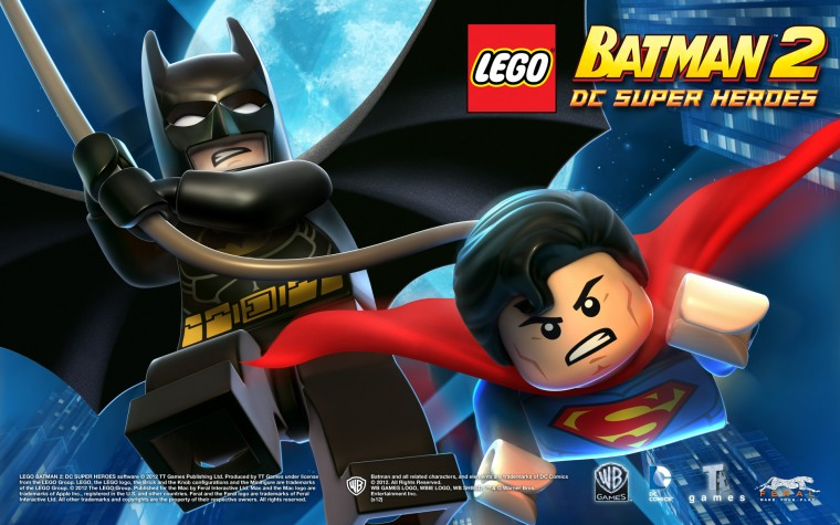LEGO Batman 2: DC Super Heroes HD Wallpapers