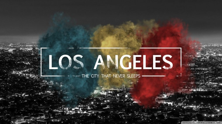 A city sleeps HD Wallpapers