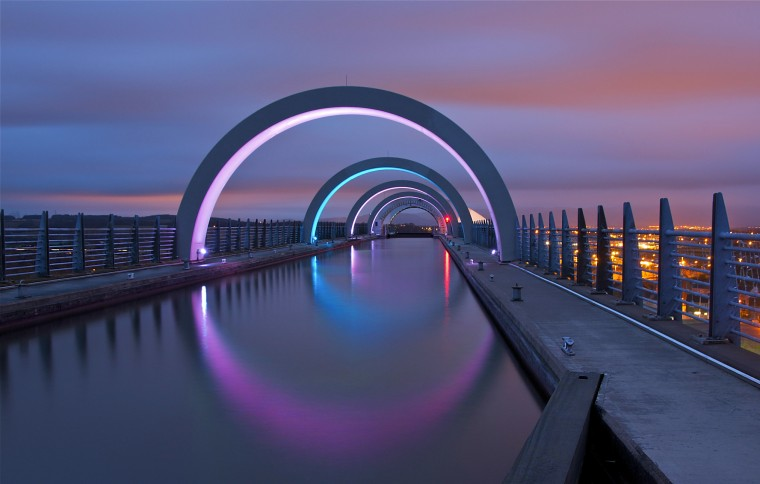 Falkirk Wheel Wallpapers