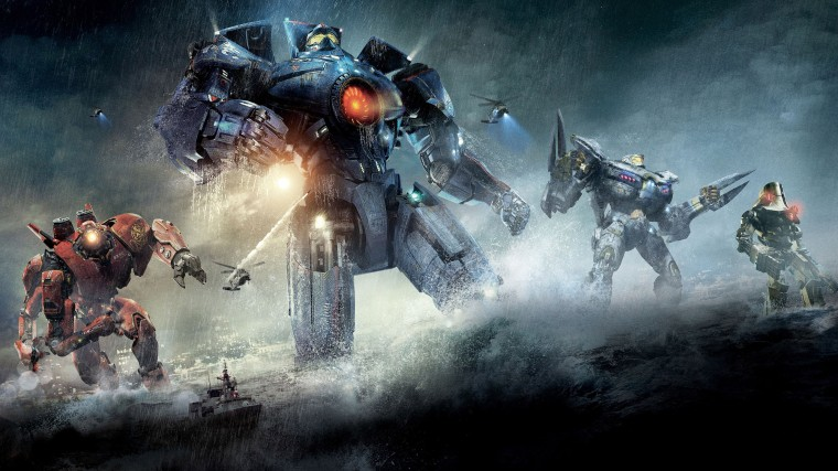 Pacific Rim Wallpapers