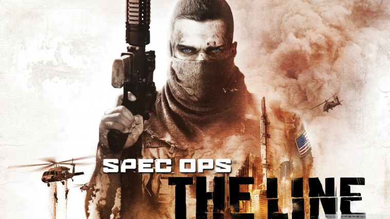 Spec Ops: The Line HD Wallpapers