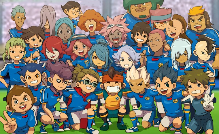 Inazuma Eleven Wallpapers