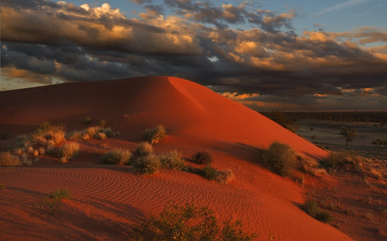 Simpson Desert Wallpapers