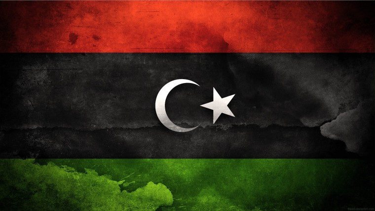 Flag Of Libya Wallpapers
