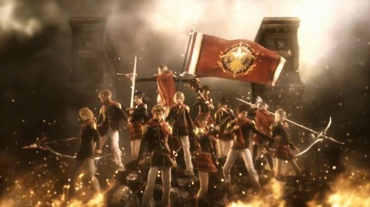 Final Fantasy Type-0 HD HD Wallpapers