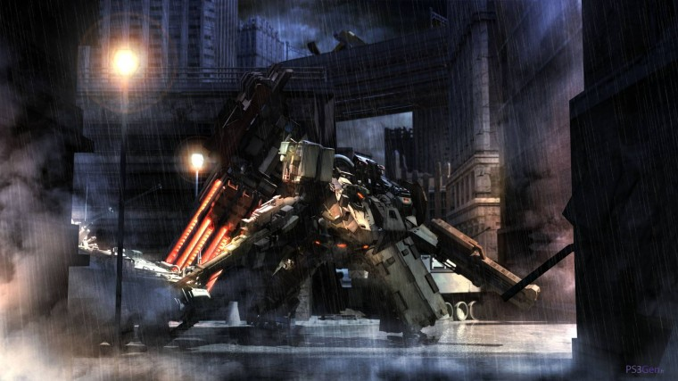 Armored Core HD Wallpapers