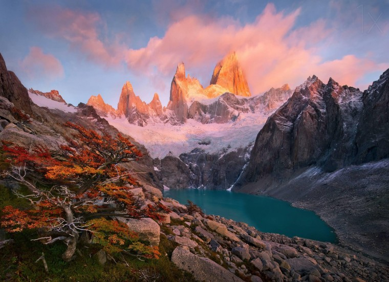 Mount Fitzroy Wallpapers