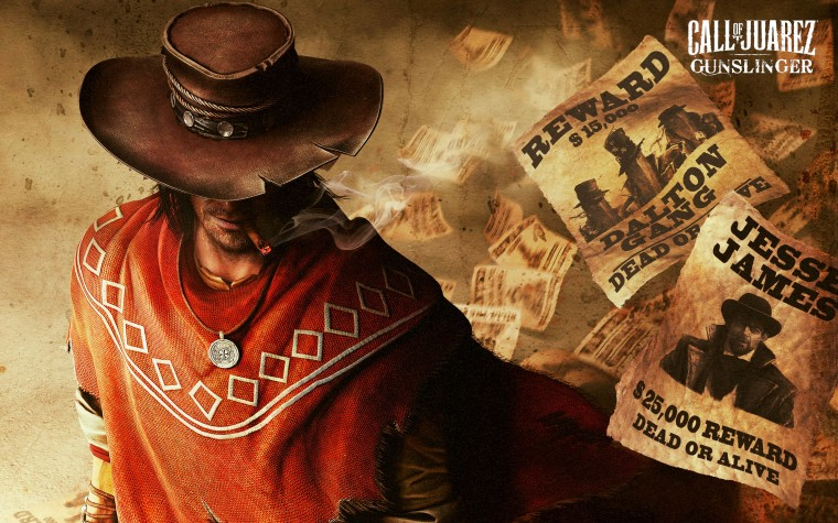 Call Of Juarez HD Wallpapers