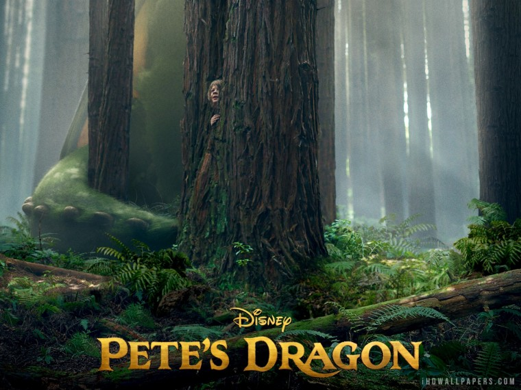 Pete's Dragon (2016) Wallpapers