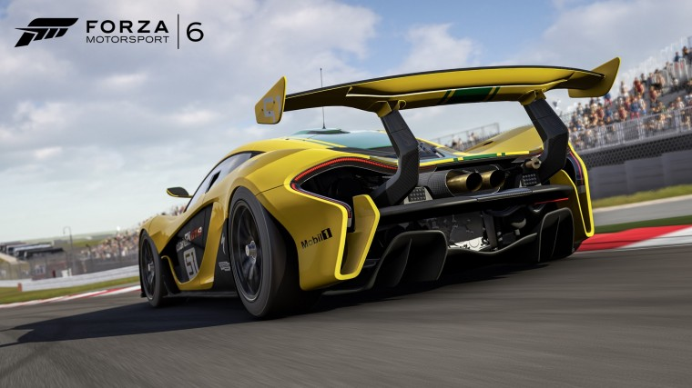 Forza Motorsport 6 HD Wallpapers