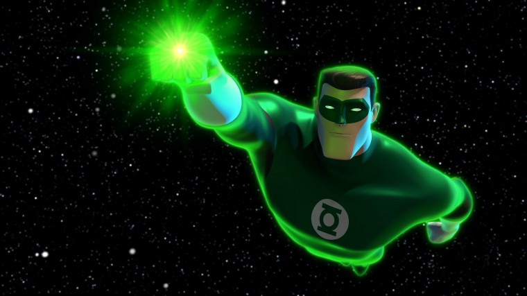 Green Lantern: The Animated Series Wallpapers