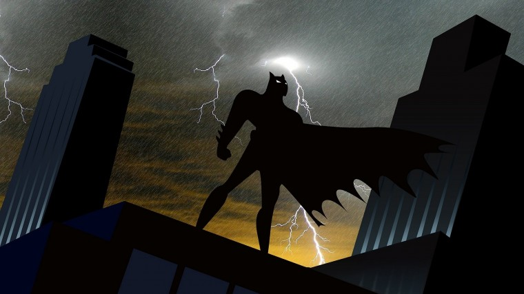 Batman: The Animated Series Wallpapers