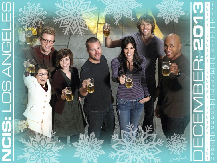 NCIS: Los Angeles Wallpapers