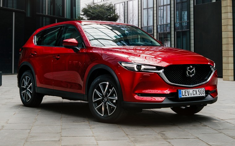 Mazda CX-5 Wallpapers