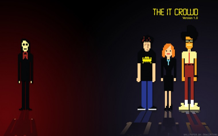 The IT Crowd Wallpapers