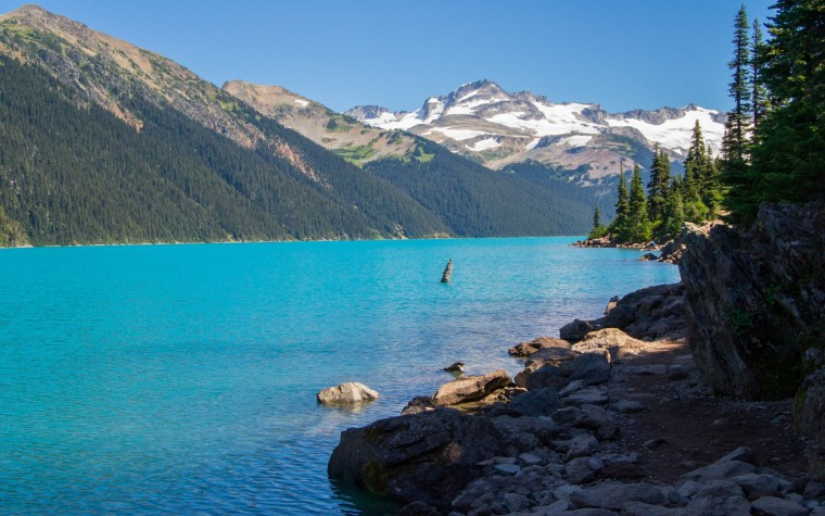 Garibaldi Lake Wallpapers