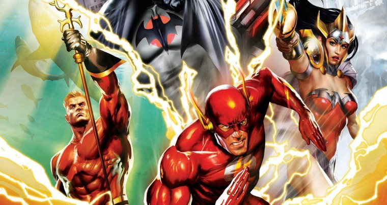 Justice League: The Flashpoint Paradox Wallpapers