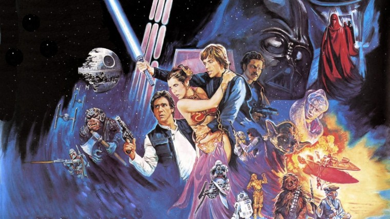 Star Wars Episode VI: Return Of The Jedi Wallpapers