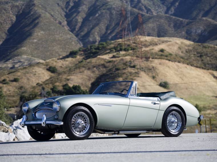 Austin Healey 3000 Wallpapers
