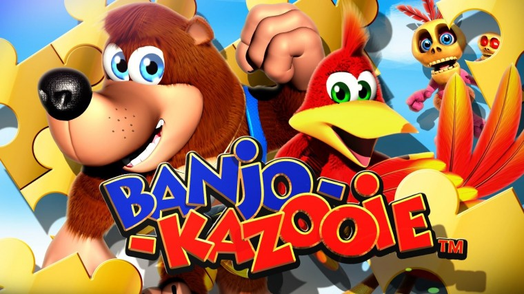 Banjo-Kazooie HD Wallpapers