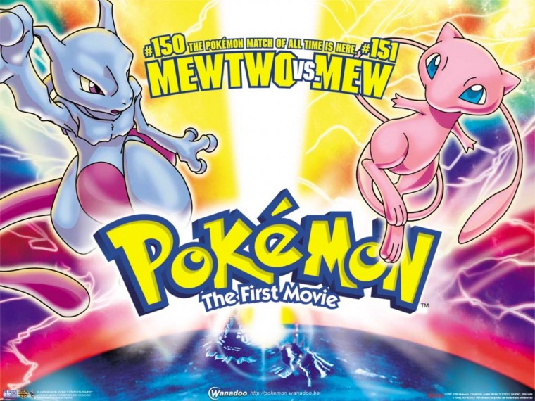 Pokemon: The First Movie Wallpapers