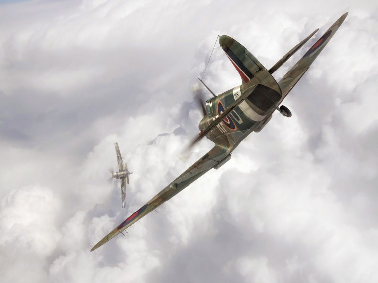 Supermarine Spitfire Wallpapers