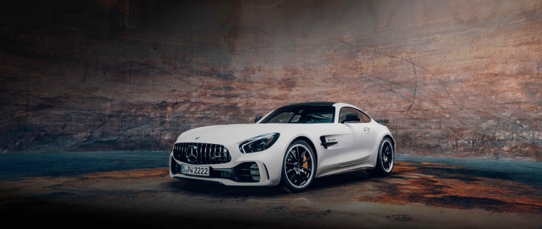 Mercedes-AMG GT Wallpapers
