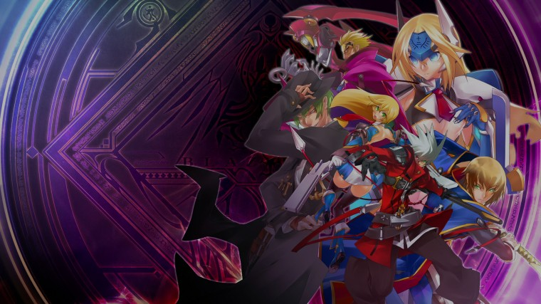 BlazBlue: Continuum Shift Extend HD Wallpapers