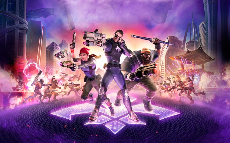 Agents of Mayhem HD Wallpapers