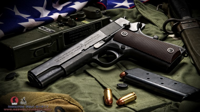 Colt 1911 Wallpapers
