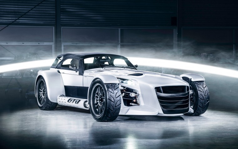 Donkervoort D8 GTO Wallpapers