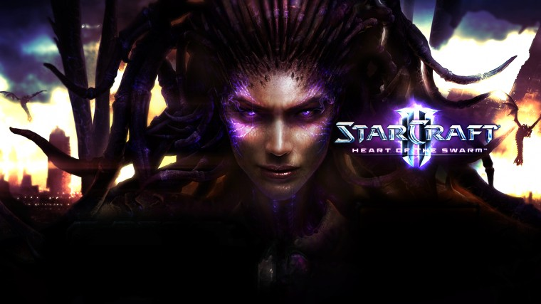 StarCraft II: Heart of the Swarm HD Wallpapers