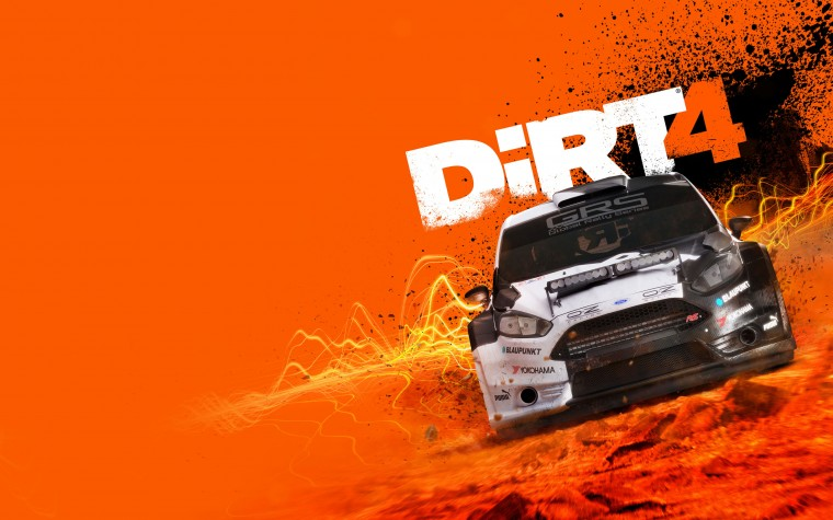 Dirt 4 HD Wallpapers