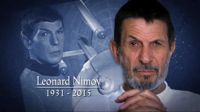 Leonard Nimoy Wallpapers