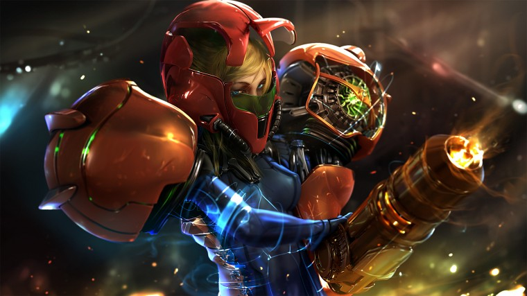 Metroid Prime HD Wallpapers