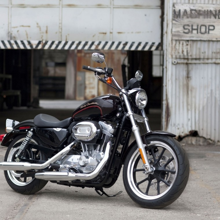 Harley-Davidson SuperLow Wallpapers