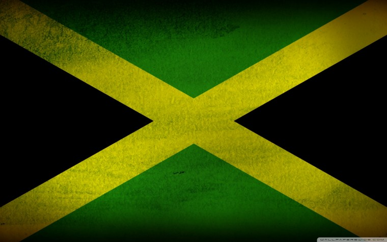 flag of Jamaica Wallpapers