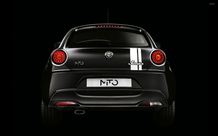 alfa romeo miTo Wallpapers