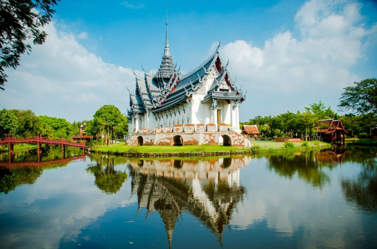 Sanphet Prasat Palace Wallpapers
