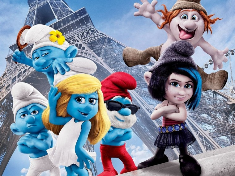 The Smurfs 2 Wallpapers