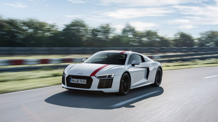 Audi R8 RWS Wallpapers