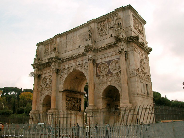 Arch Of Constantine Wallpapers